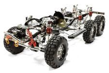 INTEGY RC Car C25311BLACKSILVERT3 V2 1/10 Trail Roller 6X6AWS Scale Crawler ARTR