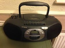 Aiwa Boombox CSD-EX310 - Radio CD Tape Cassette - Fully Working Ghetto Blaster
