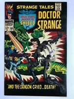 Strange Tales #163 - Dr. Strange Nick Fury Marvel Comics NM