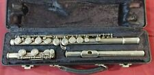 Armstrong Student Flute Wind Instrument Model 104, Great Condition Make A Offer