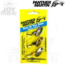 Panther Martin Best Of The Best Fishing Spinner Kit #4 1/8 oz BOB3