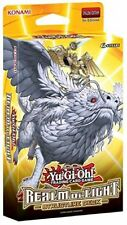 Yu-Gi-Oh! Structure Deck : Realm of Light - 41 Card + Game Mat + Guide Brand New