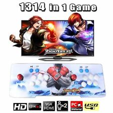 2018 Newest Pandora Box 6S 1314 in 1 Video Games Arcade Console Gamepad HDMI VG