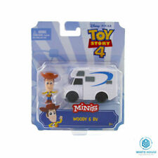 Disney Pixar Toy Story 4 Minis Woody and RV GCY61