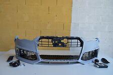 Parachoque Audi A6 S6 RS6 2015 - 2017  paragolpe difusor facelift Bumper