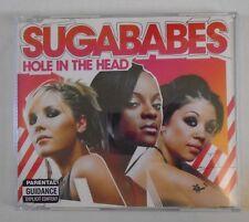 SUGABABES ~ Hole In The Head ~ CD SINGLE CD1 - ENHANCED