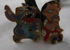 Jiminy Cricket Disney New J & Lilo & Lilo & Stitch Eating Ice Cream Disney Pins