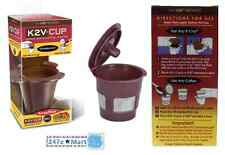 NEW! K2V-Cup for Keurig VUE Brewers Coffee Pods K-Cups V500, V600, V700, V1200