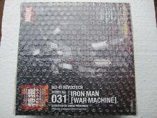 🎄 Original Sci-Fi Revoltech No.031 Iron Man 2 War Machine Figure Kaiyodo NEW