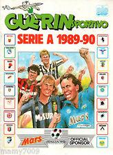 ALBM FIGURINE VUOTO=GUERIN SPORTIVO=SERIE A 1989-90