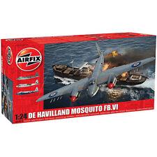 AIRFIX Kit A25001A De Havilland Mosquito  FB.VI 1:24 Aircraft Model