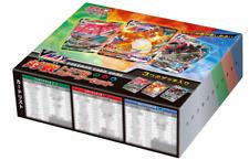 Pokemon Card Game Sword & Shield VMAX Match Triple Starter Set Japan import NEW