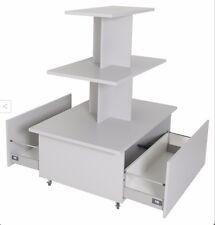 Verkaufspyramide Pyramide Pyramidentisch Tisch Verkaufstisch mit Schubladen