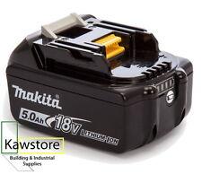 Makita BL1850B Li-Ion Battery; Charge Indicator; 18 Volt; 5.0 Ah 100% Genuine