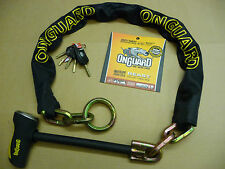 ONGUARD 8017LPT BEAST Motorbike Bike MTB Quad Moped  Heavy Duty Thick Chain Lock