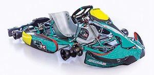 Formula K EVO 30 KZ - Schaltkart Chassis 2017er NEU ( Special Deal für July )