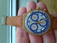 Swatch Vintage Collection(1993)scn-107 Honeytree Chronograph Watch nos Montre