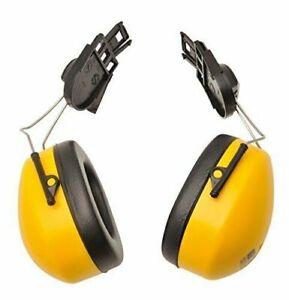 Helmet Ear Defenders Muffs Clip On Mounted Ear Protector 23 Decibels Work Safety