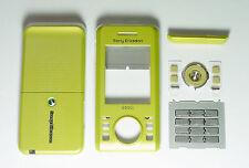 yellow green Housing fascia facia cover case faceplate for Sony Ericsson s500i
