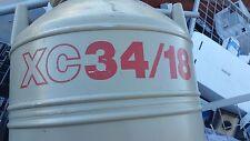 MVE liquid nitrogen dewar XC34/18 ' MIAMI '
