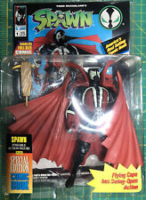 1994 McFarlane Toys Spawn Series 1 Special Edition Action Figure With Comic Book