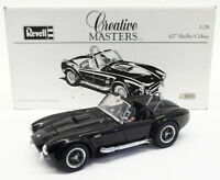 Revell 1/20 Scale Diecast Model Car 08678 - 427 Shelby Cobra - Black