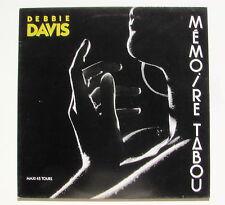 DEBBIE DAVIS.............MEMOIRE TABOU.........MAXI 45T