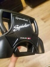 "Taylormade Spider Tour Black 34"" Putter With Headcover"