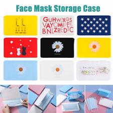 Holder Gesicht Speicherkoffer für Masken Box speichern Masken für Gesicht
