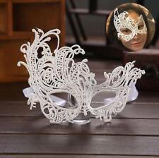 Eye Mask Lace Venetian Masquerade Ball Halloween Party Fancy Dress Costume