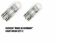 7443 FLOSSER TAIL TURN SIGNAL BULB W21/5W 12VOLT 51/5W T20 WEDGE BASE 2690
