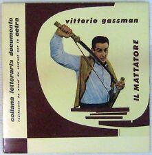 Vittorio Gassman 45 Tours Italie
