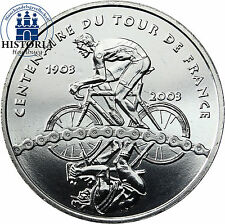 Frankreich 0,25 Euro Silber 2003 Stgl. TDF 100 Jahre Tour de France im Blister