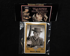 """Steve McQueen...""""Wanted Dead or Alive"""" Mini Magnet Set (5)"""