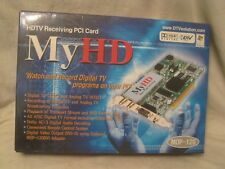 Macro Image My Hd Hdtv Receiving Pci Card Mdp-120 Television Tuner Tv Dtv +