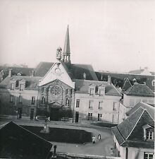 PARIS c. 1951 - Hôpital Laennec Médecins Infirmière La Chapelle - Div 10774