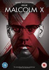 Malcolm X 1992 DVD