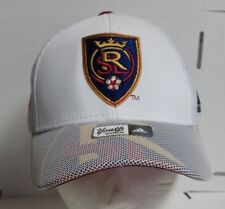 1c2f58950e21c MLS Real Salt Lake Adidas Half Mesh Snap Back Cap Hat (YOUTH) FREE SHIPPING