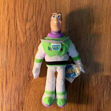 "Disney Pixar Toy Story 2 Buzz Lightyear Star Bean 9"" Plush Mattel"