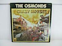 The Osmonds Crazy Horses 1972  MGM Records Vinyl Record Album