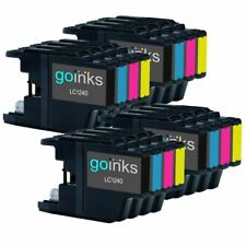 16 Ink Cartridges (Set) for use with Brother MFC-J430W, DCP-J525W, MFC-J6710D