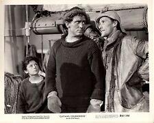 SPENCER TRACY original CAPTAINS COURAGEOUS 8x10 vintage MGM w/ FRED BARTHOLOMEW