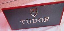 Ref. Tma 443 N.O.S. Tudor Plaque Watch Store Display