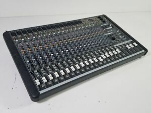 MACKIE CFX20MKII 20-Channel Compact Integrated Live Sound Mixer FOR PARTS