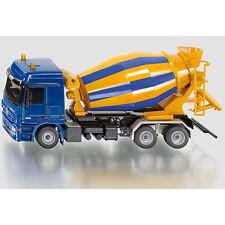 SIKU Concrete mixer Lorry Mercedes Actros 3539 1:50 Model Toys