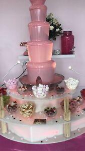 Chocolate Fountain & Photobooth Hire