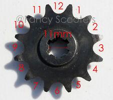 Drive Sprocket 12mm PITCH x12Teeth APC Chopper,X-1 Pocket bike FOR #410 CHAIN