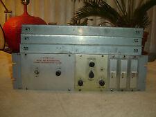 Fairchild 658 Reverbetron, Dynamic Reverberation System, Spring Reverb, Vintage
