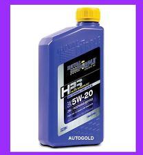 ROYAL PURPLE HPS 5W20 OLIO MOTORE 100% SINTETICO 5W-20 Lubrificante synerlec