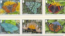 Jersey-Butterflies/Moths mnh(2012)